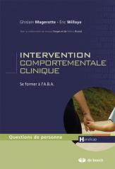 Intervention comportementale clinique - Se former à l'A.B.A.