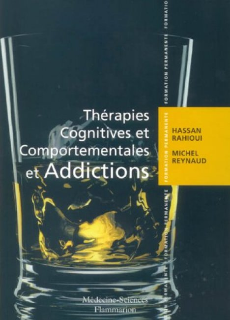 Thérapies cognitives et comportementales et addictions