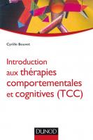 Introduction aux thérapies comportementales et cognitives (TCC)